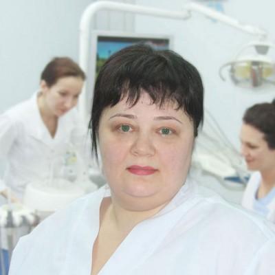 Коваленко Любовь Борисовна